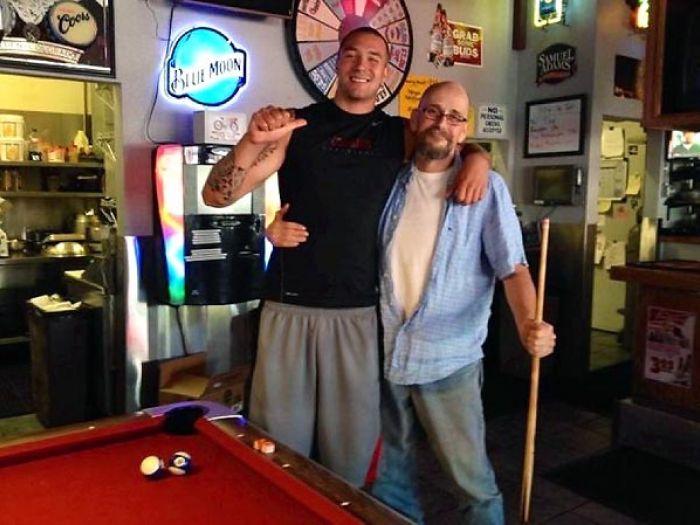 Edd Webb and David Wink at the Office - Pullman, WA